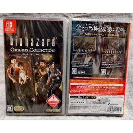 Biohazard Origins Collection Resident Evil Origins Collection Multi Language Switch Nin Nin Game Com
