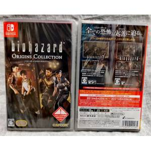 Biohazard Origins Collection / Resident Evil Origins Collection (Multi Language) [Switch]