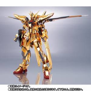 Gundam SEED Destiny - Akatsuki Gundam 00Washi Unit Limited Edition [Metal Robot Spirits Side MS]