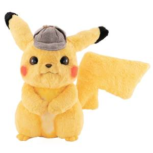 Pokemon - LIFE SIZE DOLL Detective Pikachu 1/1 Limited Edition [Goods]