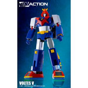 Choudenji Machine Voltes V [MINI ACTION TOYS]