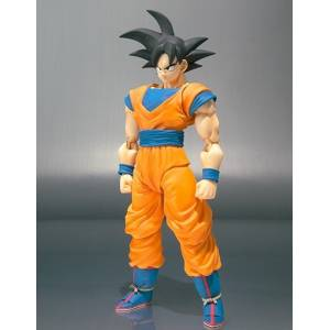 FREE SHIPPING - Dragon Ball Z - Son Goku (Limited Edition) [SH Figuarts]