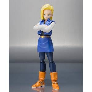 Dragon Ball Z - Android 18 / C18 (Limited Edition) [SH Figuarts]
