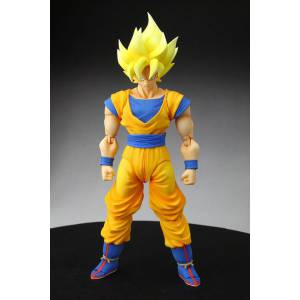 Dragon Ball Kai - Super Saiyan Son Goku [SH Figuarts] [Used]
