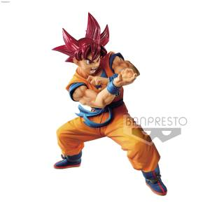 Dragon Ball Super - Blood of Saiyans Special VI - SSJ God Son Goku [Banpresto]