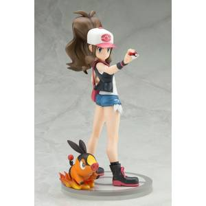Pokemon Series - Hilda with Tepig - Reissue [ARTFX J]