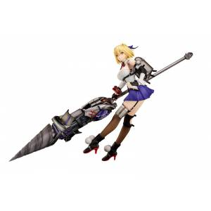 FREE SHIPPING - GOD EATER 3 - Claire Victorious [Plum]