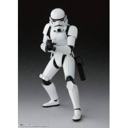 FREE SHIPPING - STAR WARS: A New Hope - Stormtrooper [SH Figuarts]