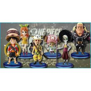 One Piece Stampede - World Collectable Figure Vol.1 [Banpresto]