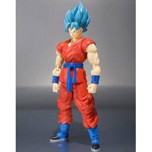 Dragon Ball Z Resurrection F - Super Saiyan God Son Goku (Limited Edition) [SH Figuarts]