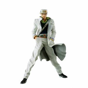 JoJo's Bizarre Adventure Diamond Is Unbreakable - Jojo's Figure Gallery 7 xDiamond Records - Jotaro Kujo Normal Ver. [Banpresto]