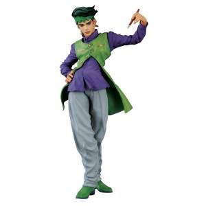JoJo's Bizarre Adventure Diamond Is Unbreakable - Jojo's Figure Gallery 2 xDiamond Records - Kishibe Rohan [Banpresto]