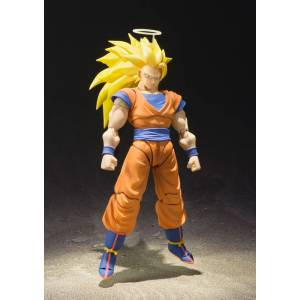 Dragon Ball Z - Super Saiyan 3 Son Goku [SH Figuarts] [Used]