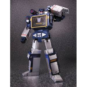 Transformers Masterpiece MP-13 Soundwave Reissue [Takara Tomy]