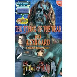 The Typing Of The Dead with Keyboard [DC - Used Good Condition]
