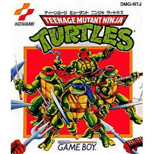 Teenage Mutant Ninja Turtles / TMNT - Fall of the Foot Clan [GB - occasion BE]