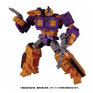 Transformers SIEGE SG-36 Autobot Impactor [Takara Tomy]