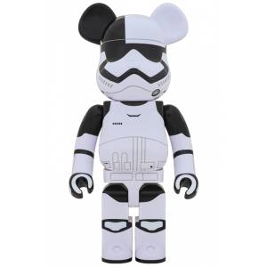 BE@RBRICK / BEARBRICK 1000%  FIRST ORDER STORMTROOPER EXECUTIONER - STAR WARS [Medicom Toy]