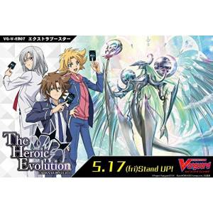 Cardfight!! Vanguard Extra Booster Vol.7 The Heroic Evolution 12Pack BOX