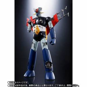 Mazinger Z DC Damage ver. Anime Color GX-70SPD Limited Edition [Soul of Chogokin]