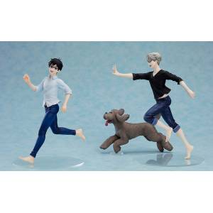Yuri on Ice Yuri Katsuki & Victor Nikiforov Premium Box [Good Smile Company]