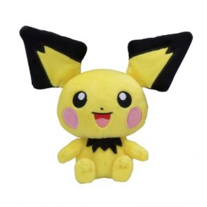 Plush Pokémon fit Pichu