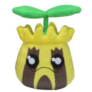 Plush Pokémon fit Sunkern
