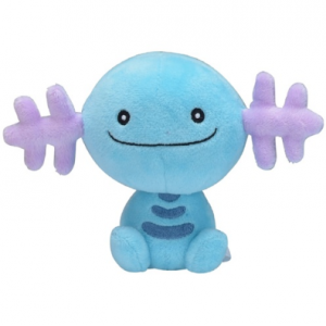 Plush Pokémon fit Wooper