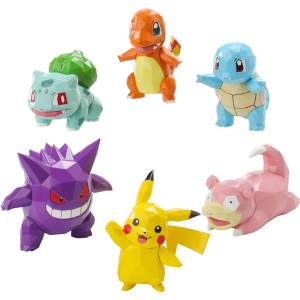 POLYGO Pokemon Mini Collection 8 Pack BOX [Sentinel]