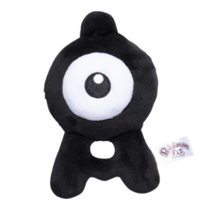 Plush Pokémon fit Unown A
