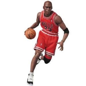 Chicago Bulls - Michael Jordan [Mafex No.100]