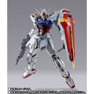 Gundam SEED - GAT-X105 Strike Gundam Limited Edition Reissue [Metal Build]