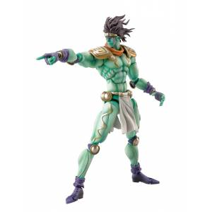 JoJo's Bizarre Adventure Part.III - Star Platinum [Super Action Statue]