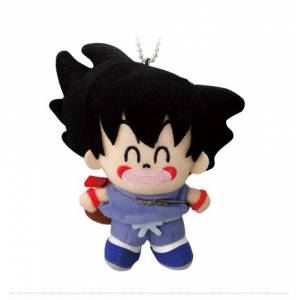 Dragon Ball Makafushigi Adventure - Son Goku Plush G Price - Ichiban Kuji [Banpresto] [Used]