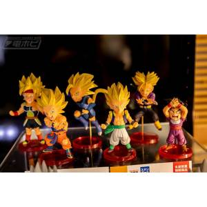 Dragon Ball Legends Collab - World Collectable Figure Vol.1 [Banpresto]