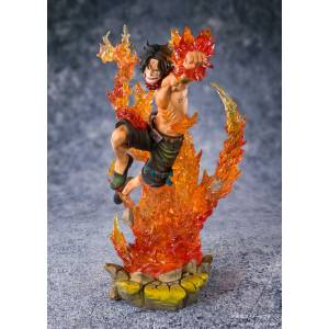 ONE PIECE - Portgas D. Ace -Whitebeard Pirates 2nd Commander- [Figuarts ZERO]