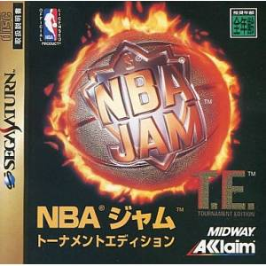 NBA Jam Tournament Edition [SAT - Used Good Condition]
