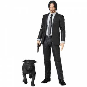 JOHN WICK (CHAPTER2) Reissue [Mafex No. 085]