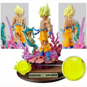 Dragon Ball Selection vol.5 - Super Saiyajin Son Goku [Shueisha] [Used]