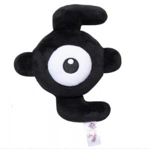 Plush Pokémon fit Unown E