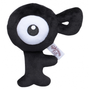 Plush Pokémon fit Unown F