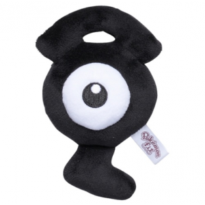 Plush Pokémon fit Unown G