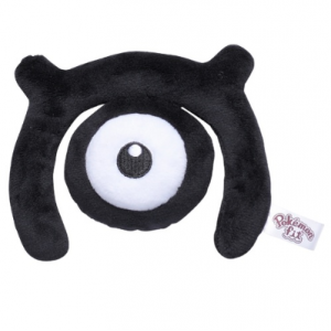Plush Pokémon fit Unown M