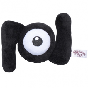 Plush Pokémon fit Unown N