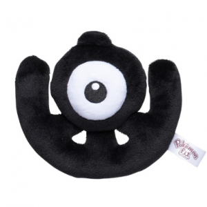 Plush Pokémon fit Unown U