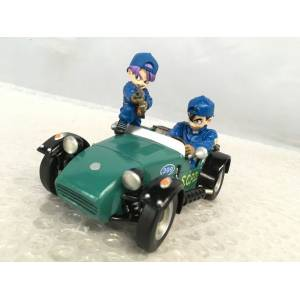 Dragon Ball Museum Collection 7 - Gohan & Trunks in Road Racer [Banpresto] [Used]