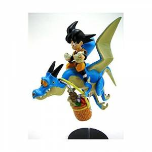 Dragon Ball Museum Collection 8 - Son Goten & Winged Dragon [Banpresto] [Used]