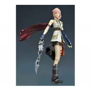 Final Fantasy XIII - Lightning [Play Arts Kai] [Used]