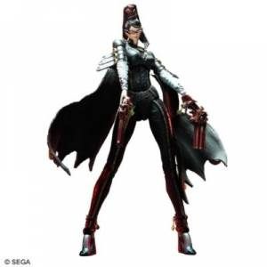 Bayonetta - Bayonetta [Play Arts Kai] [Used]