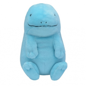 Plush Pokémon fit Quagsire